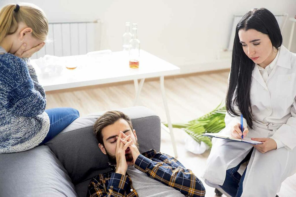 лечение запоя на дому